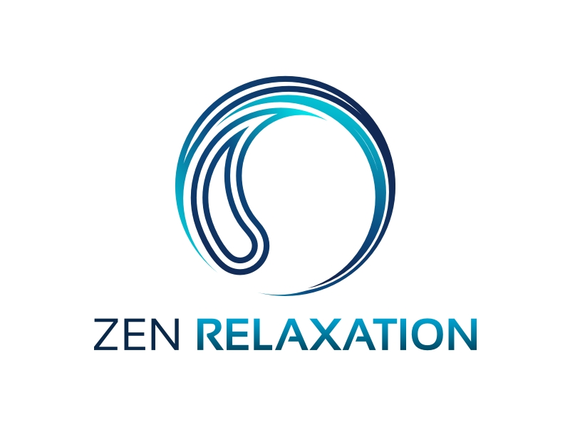 Zen Relaxation logo design by Inki