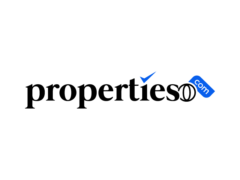 propertieso.com logo design by wongndeso