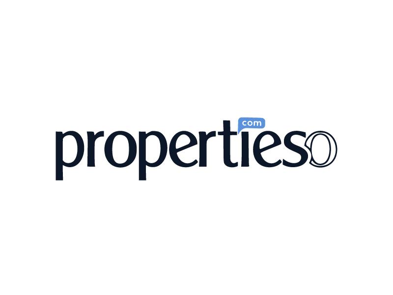 propertieso.com logo design by Sami Ur Rab