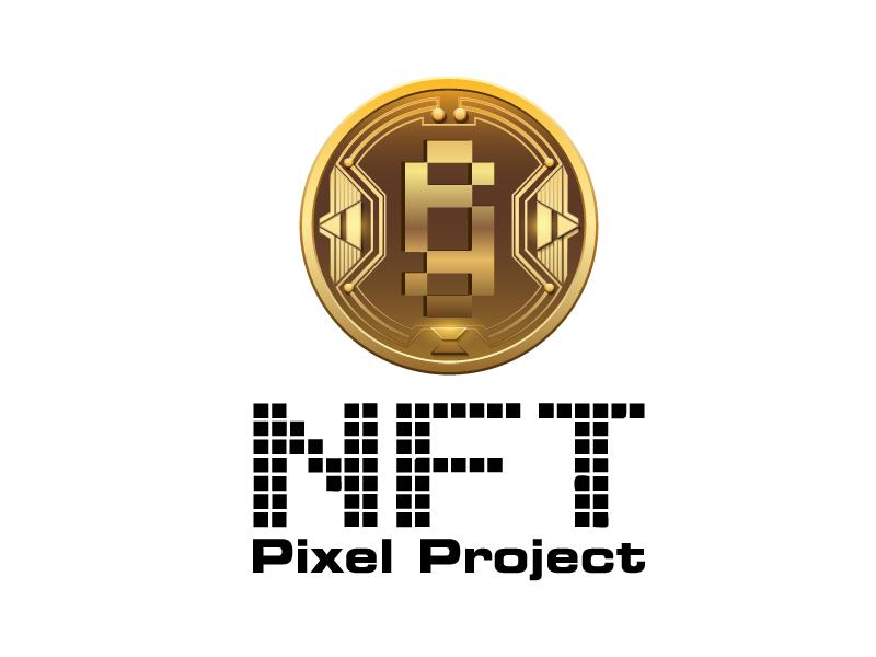 NFT Pixel Project Logo/Symbol logo design by yondi