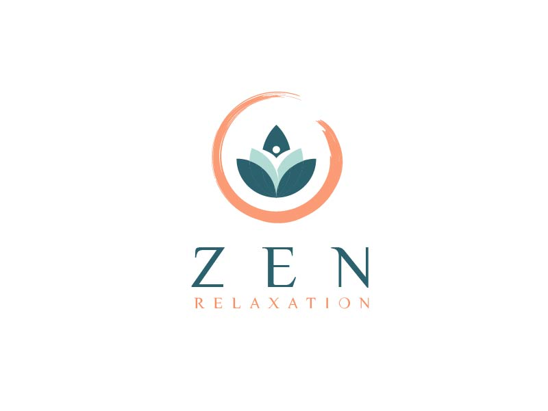 Zen Relaxation logo design by usef44