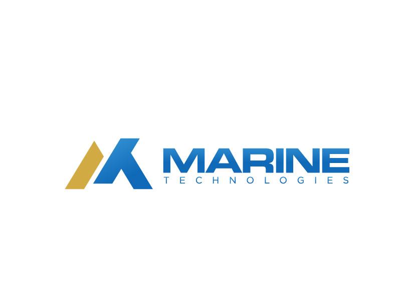 Marine logo design by maze