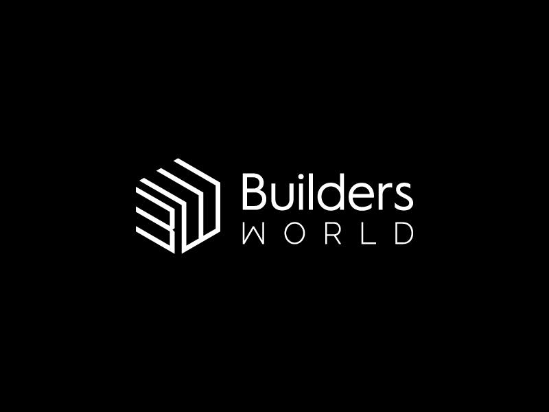 Builders World logo design by Janee