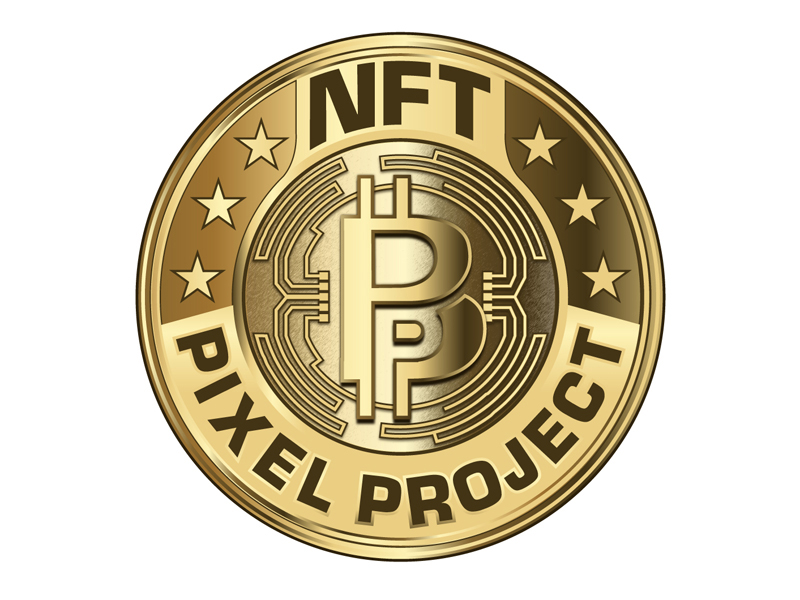 NFT Pixel Project Logo/Symbol logo design by DreamLogoDesign