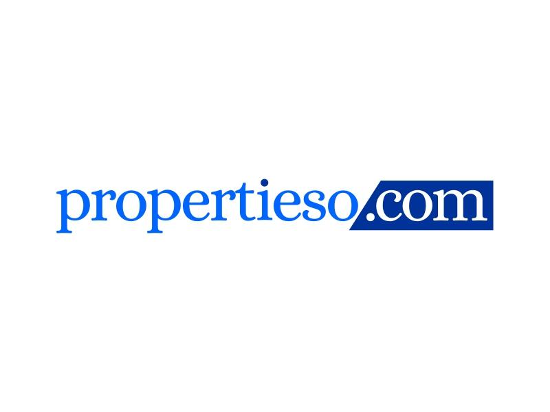 propertieso.com logo design by ekitessar