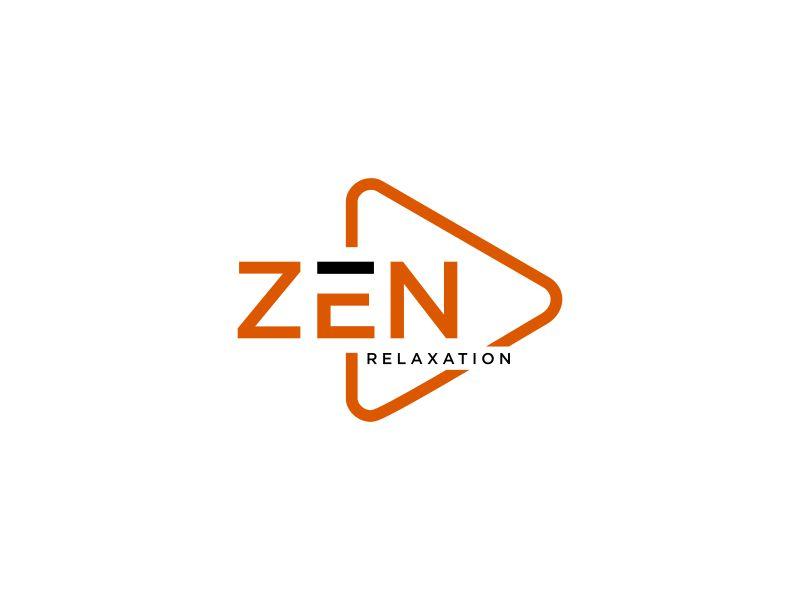 Zen Relaxation logo design by Gedibal