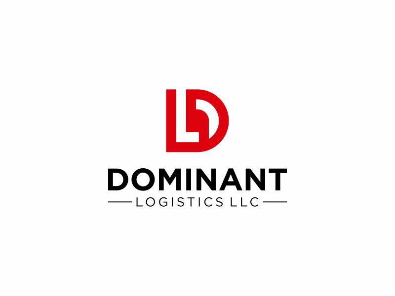 Dominant Logistics LLC logo design by restuti