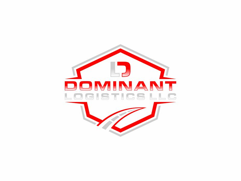 Dominant Logistics LLC logo design by Diponegoro_