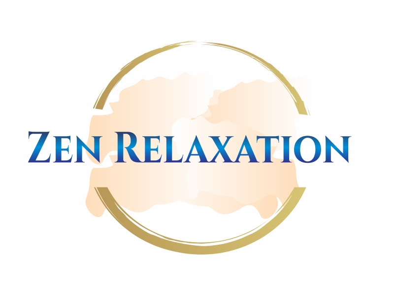Zen Relaxation logo design by Greenlight