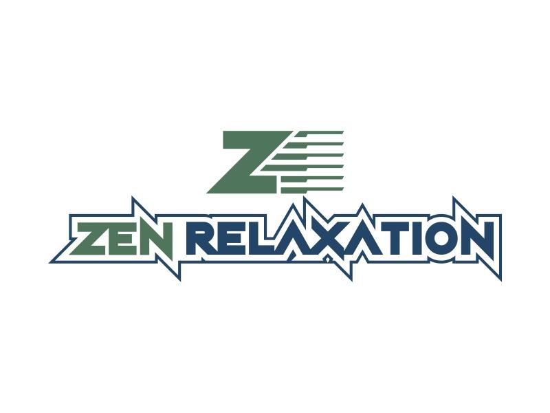 Zen Relaxation logo design by Kruger