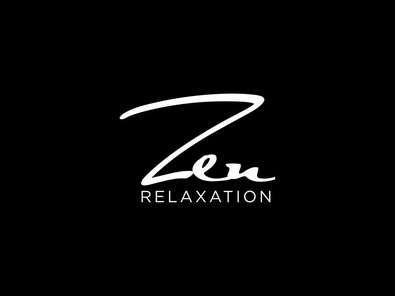 Zen Relaxation logo design by josephira