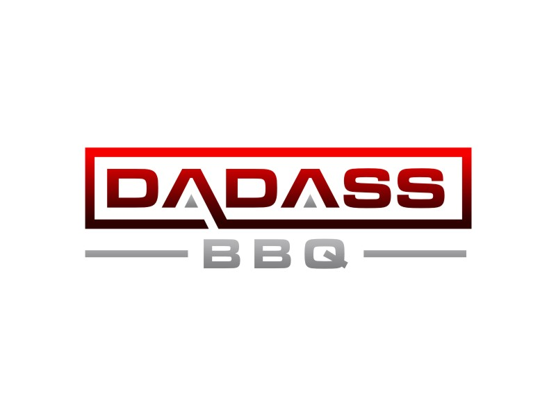 Dadass BBQ logo design by Arto moro