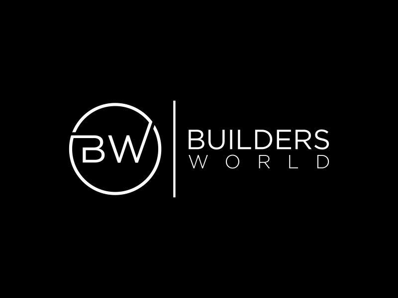 Builders World logo design by ora_creative