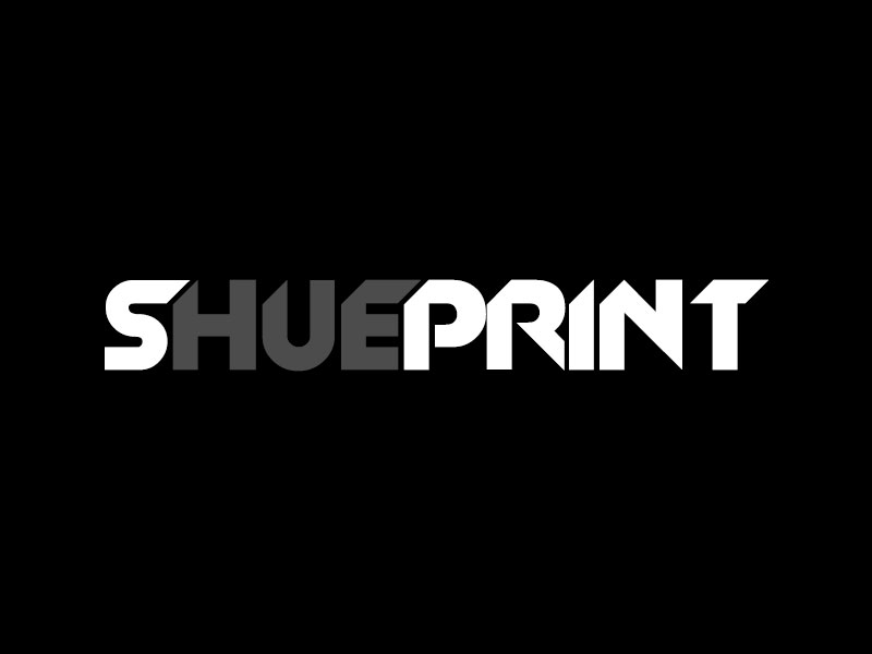 Shueprint logo design by kunejo