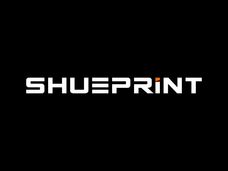 Shueprint logo design by Kruger