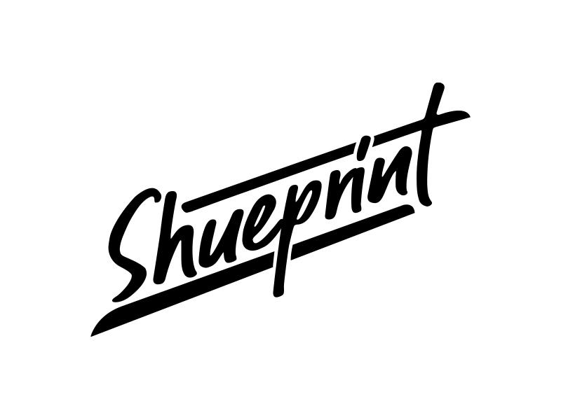 Shueprint logo design by harrysvellas