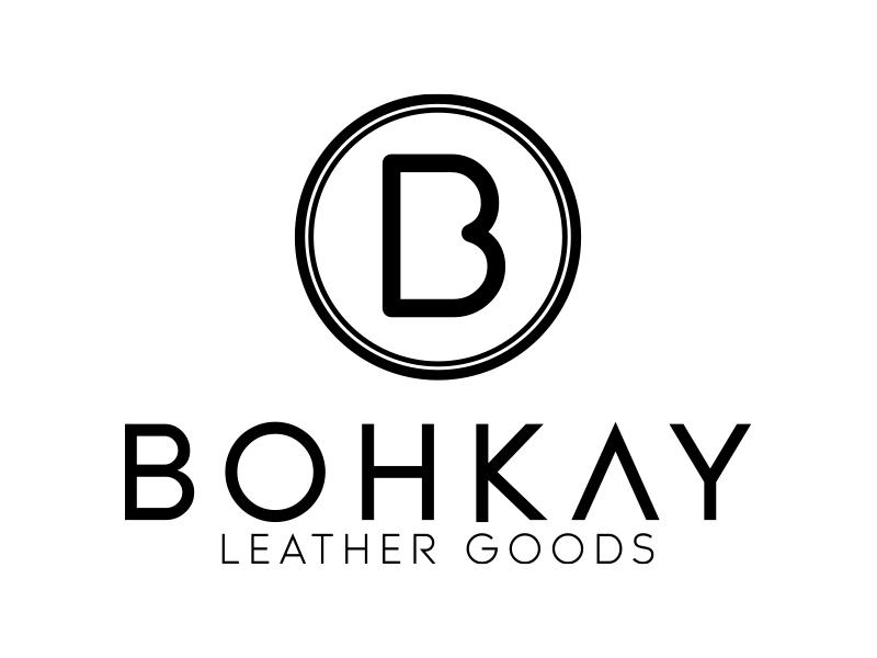 BOHKAY logo design by MarkindDesign™