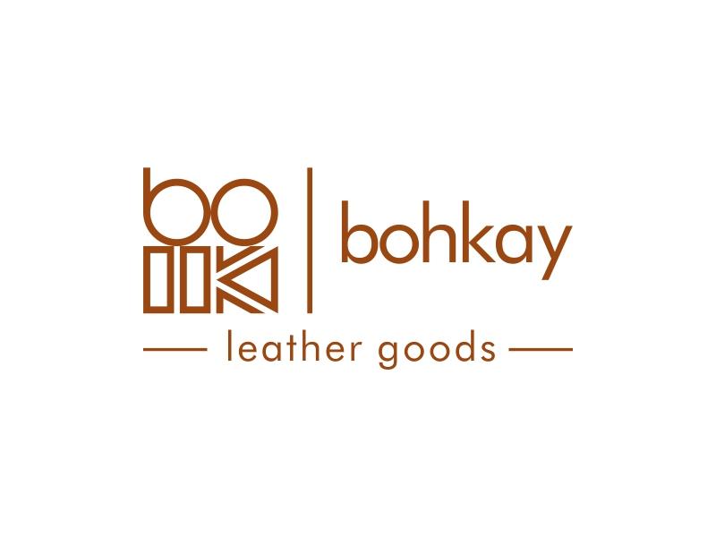 BOHKAY logo design by AnandArts