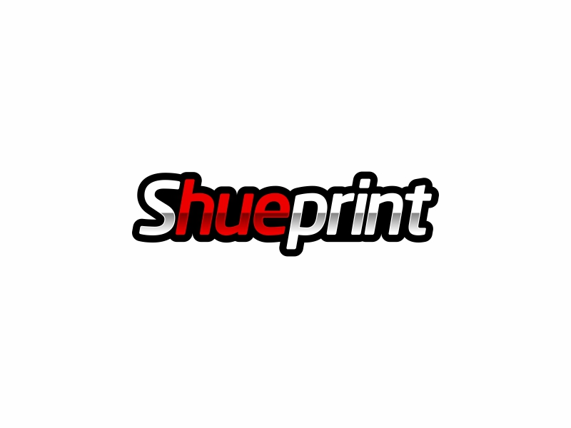 Shueprint logo design by Zeratu