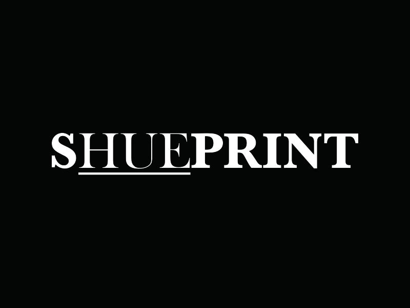 Shueprint logo design by Greenlight
