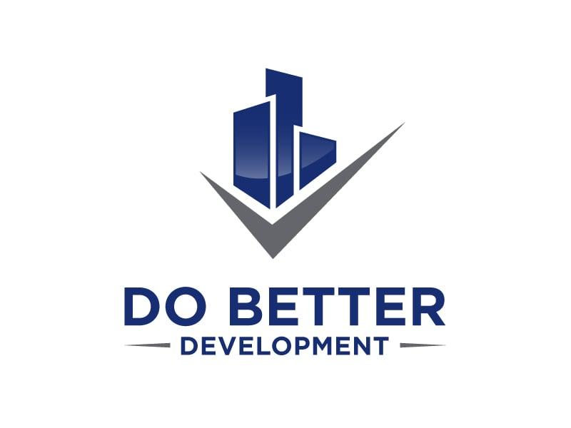 DO BETTER DEVELOPMENT Logo Design