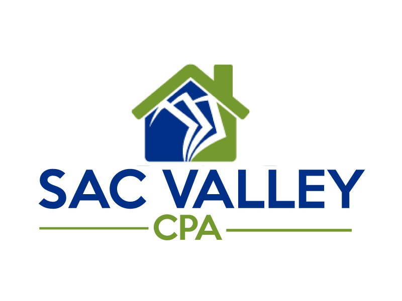 Sac Valley CPA logo design by ElonStark