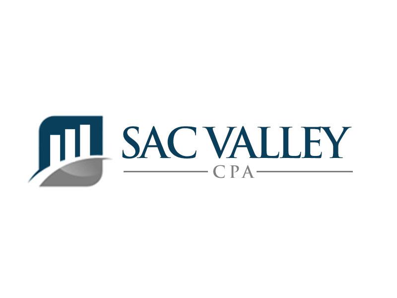 Sac Valley CPA logo design by kunejo