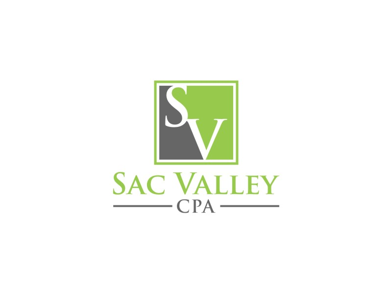 Sac Valley CPA logo design by hopee