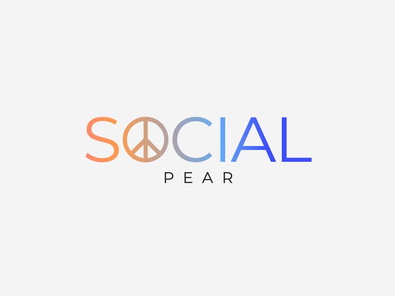 Social Pear logo design by Sami Ur Rab