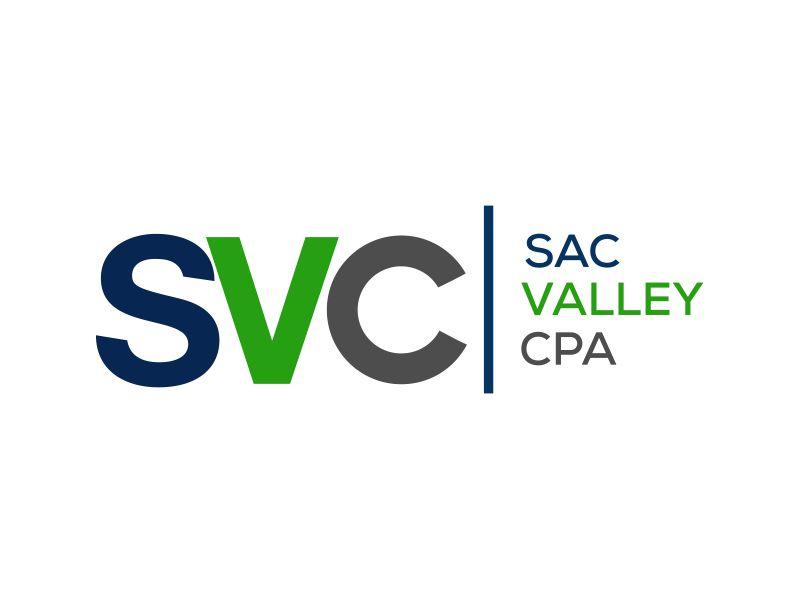 Sac Valley CPA logo design by fadlan