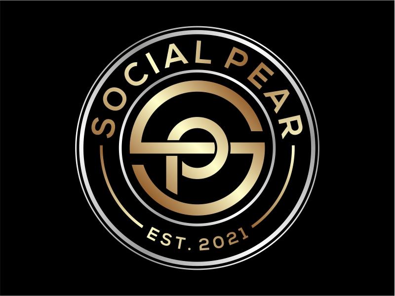 Social Pear logo design by cintoko