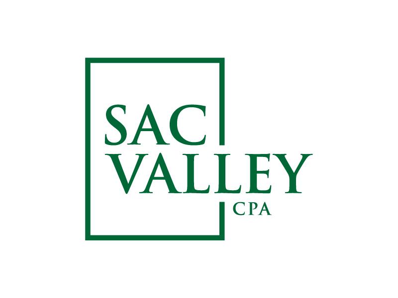 Sac Valley CPA logo design by denfransko