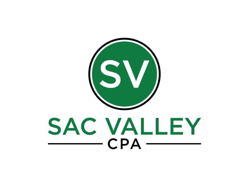 Sac Valley CPA logo design by haidar