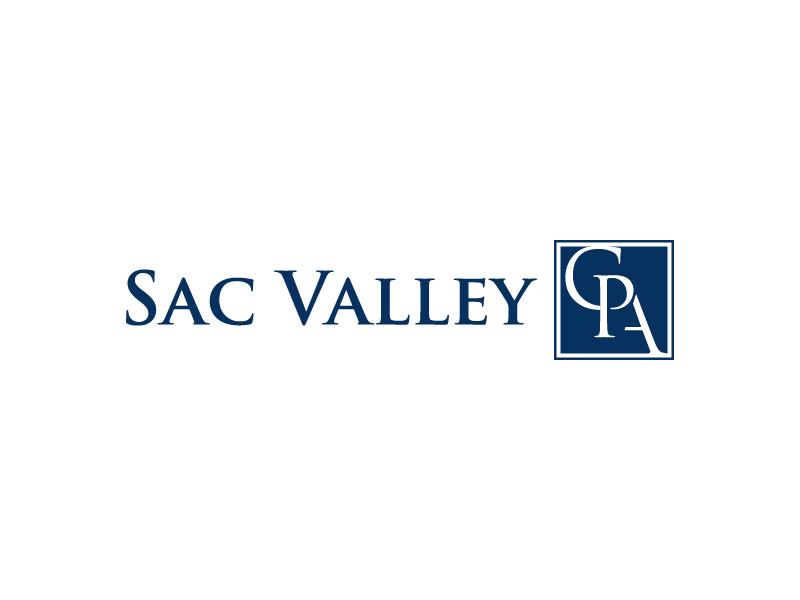 Sac Valley CPA logo design by jonggol