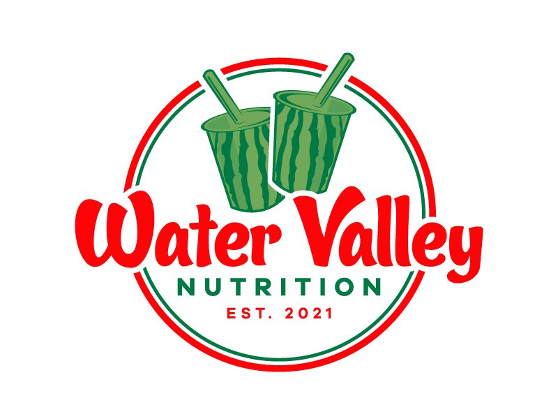 Water Valley Nutrition Logo Design