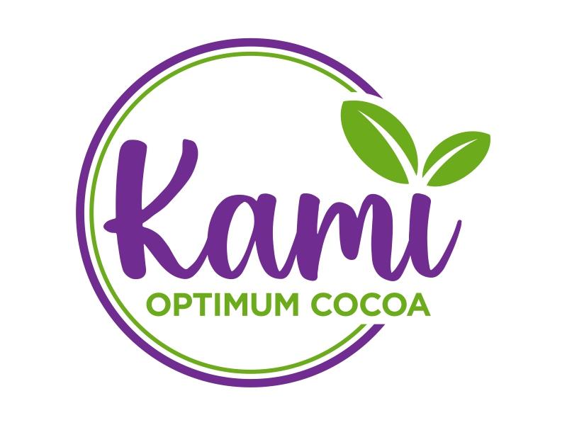 Kami Optimum Cocoa logo design by cintoko