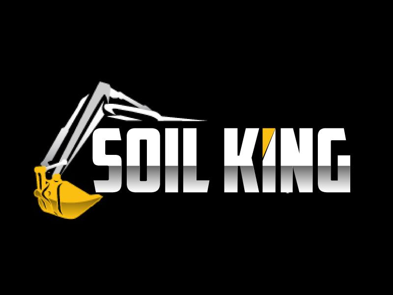 Soil King logo design by ElonStark