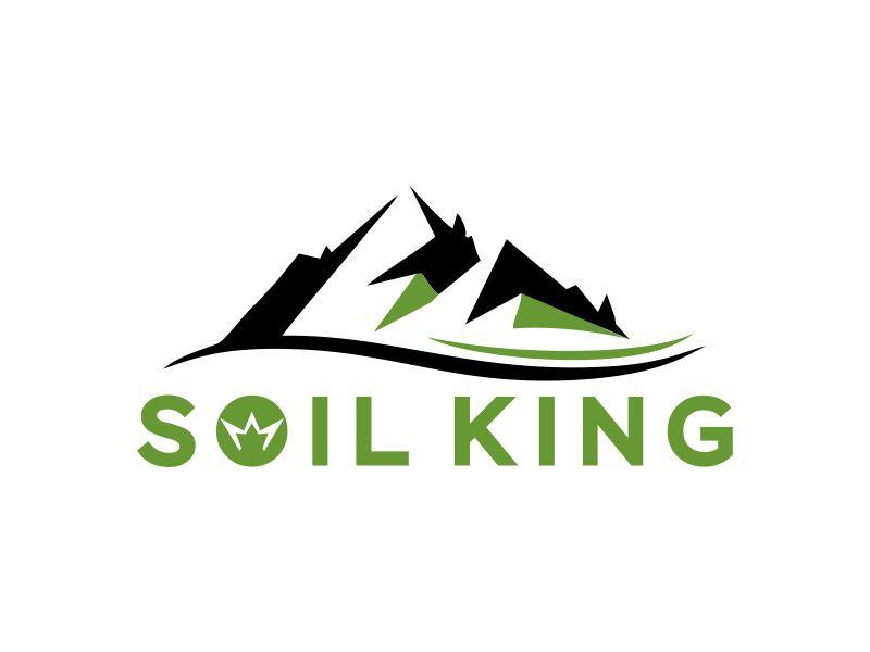 Soil King logo design by Gwerth