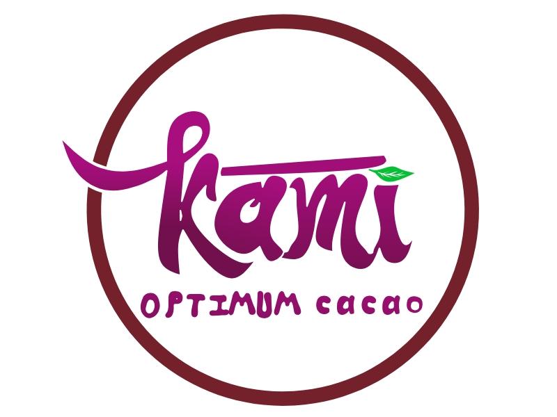 Kami Optimum Cocoa logo design by Walv