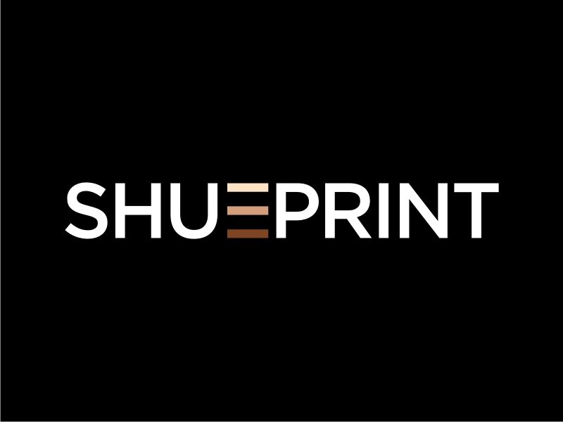 Shueprint logo design by GemahRipah
