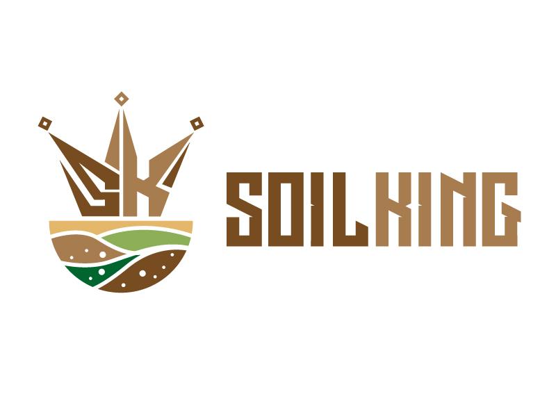 Soil King logo design by PRN123