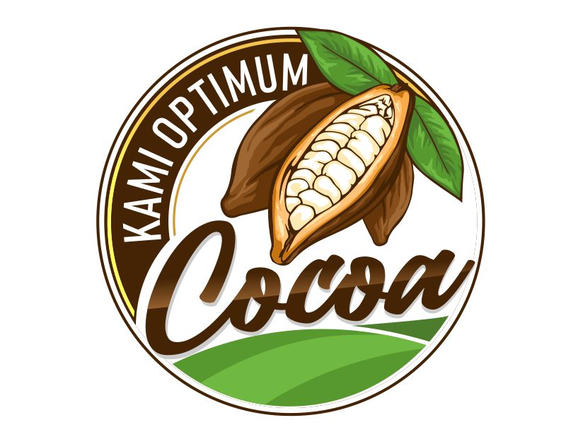 Kami Optimum Cocoa logo design by veron