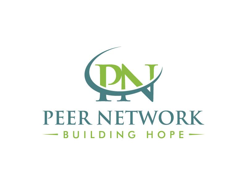 Peer Network or PN logo design by akilis13