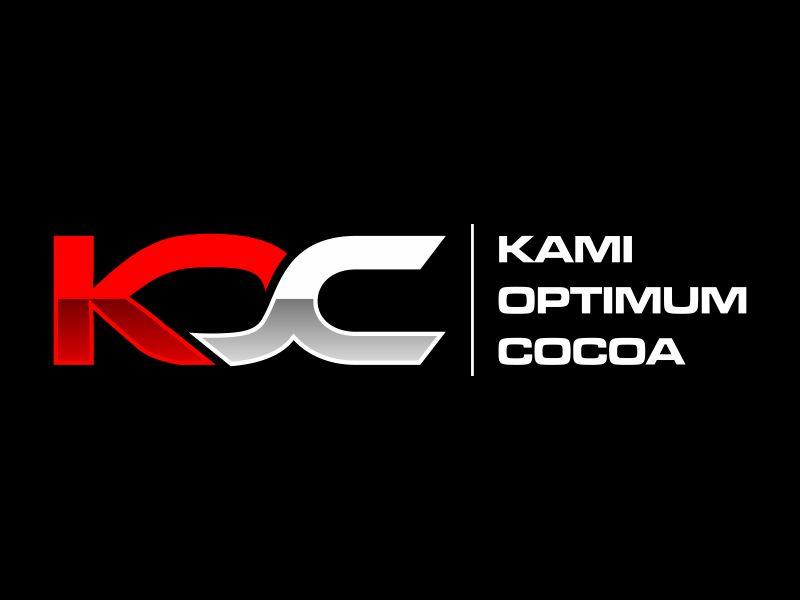 Kami Optimum Cocoa logo design by josephira