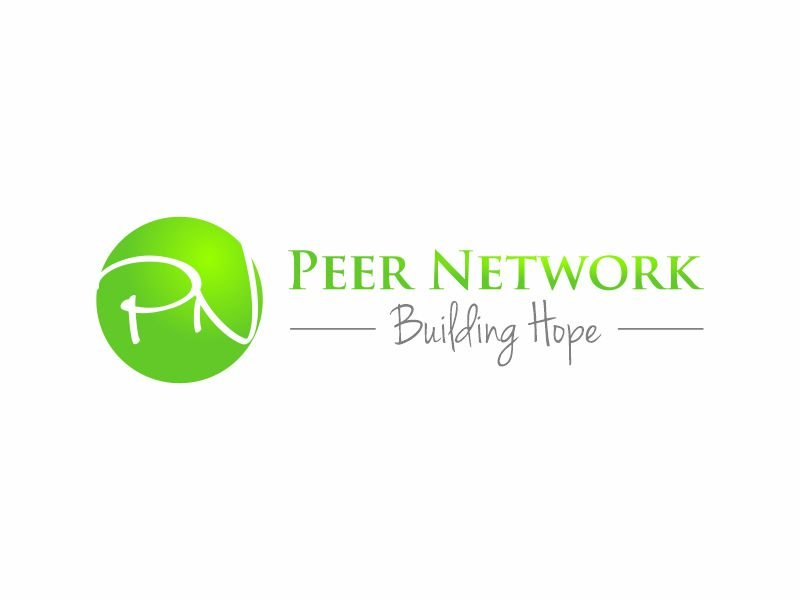 Peer Network or PN logo design by zonpipo1