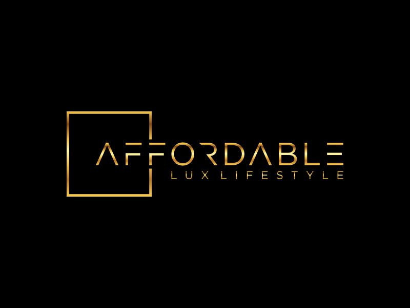 Affordable Lux Lifestyle logo design by mukleyRx