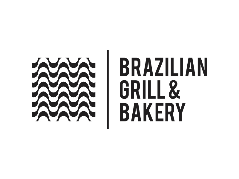 Brazilian Grill & Bakery logo design by rokenrol