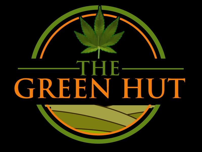 The Green Hut logo design by ElonStark