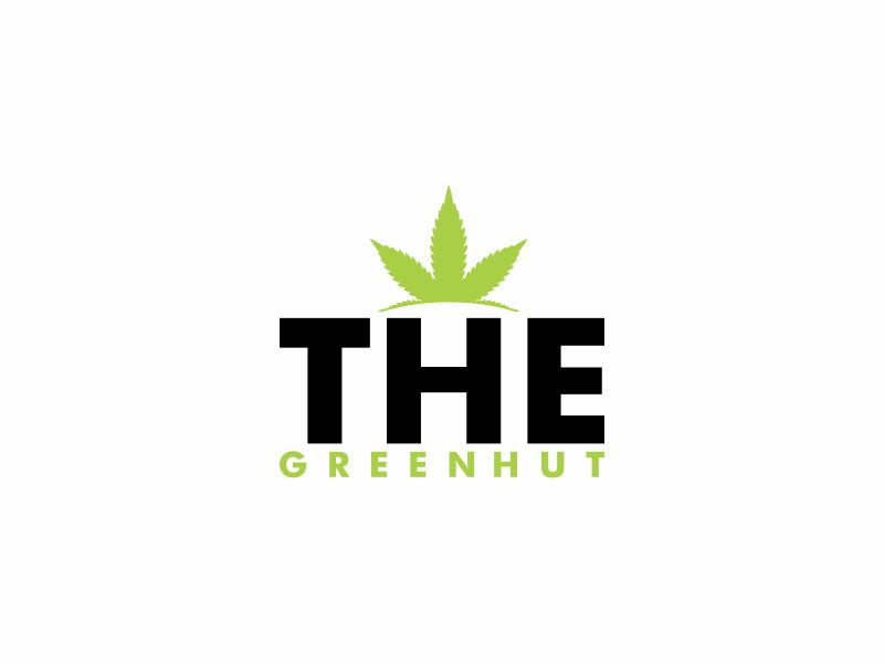 The Green Hut logo design by andayani*