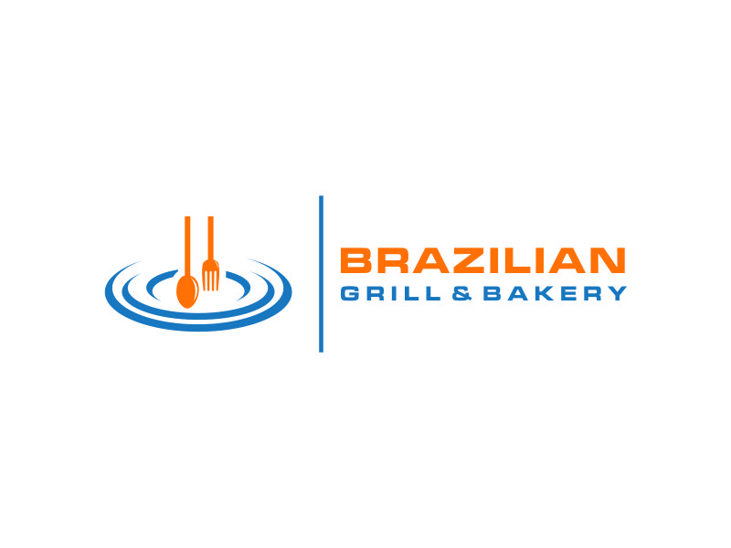Brazilian Grill & Bakery logo design by azizah